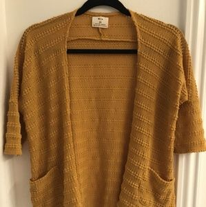 Urban outfitters fall cardigan